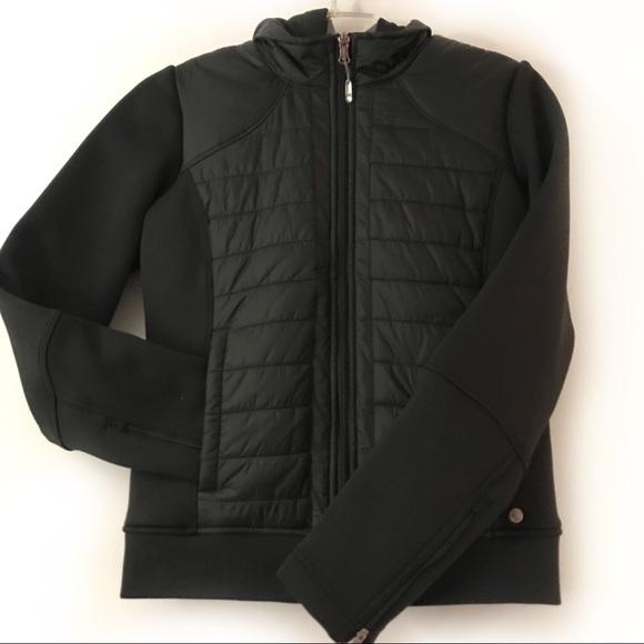 CALIA by Carrie Underwood Jackets & Blazers - Calia by Carrie Underwood Moto Puffer Jacket